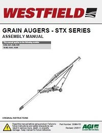STX Auger – Assembly