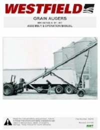 MK100 X 51-81ft Auger Assembly & Operation