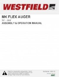 MK Flex X 71-111ft Auger Assembly & Operation