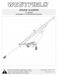 TF Augers Assembly & Operation