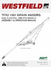 TFX2 1051 Auger Assembly & Operation