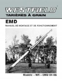 WR EMD Auger - Assembly & Operation (French)