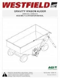 Gravity Wagon Auger - Assembly & Operation
