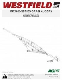 MKX100 Auger - Assembly (English)