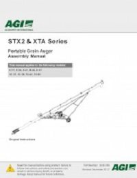 STX2 Auger - Assembly