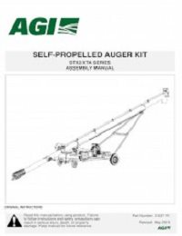 STX2 Regular Self-Propelled Auger Kit - Assembly