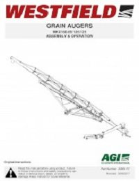 MKX160 Auger - Assembly & Operation