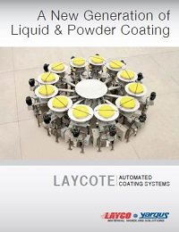 Liquid and Powder Coating Brochure