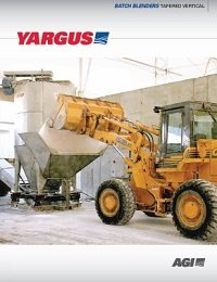 Tapered Auger Vertical Blender Brochure