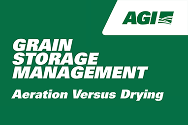 Grain Storage Management