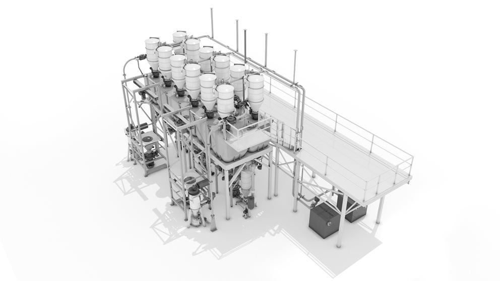 Custom, full-system food processing solutions and applied technology platforms designed, engineered, installed, and managed from start to finish. Image