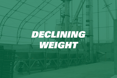 Declining Weight